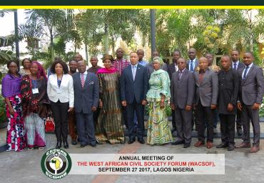 WACSOF And ECOWAS Annual Meeting  on CSF in Lagos