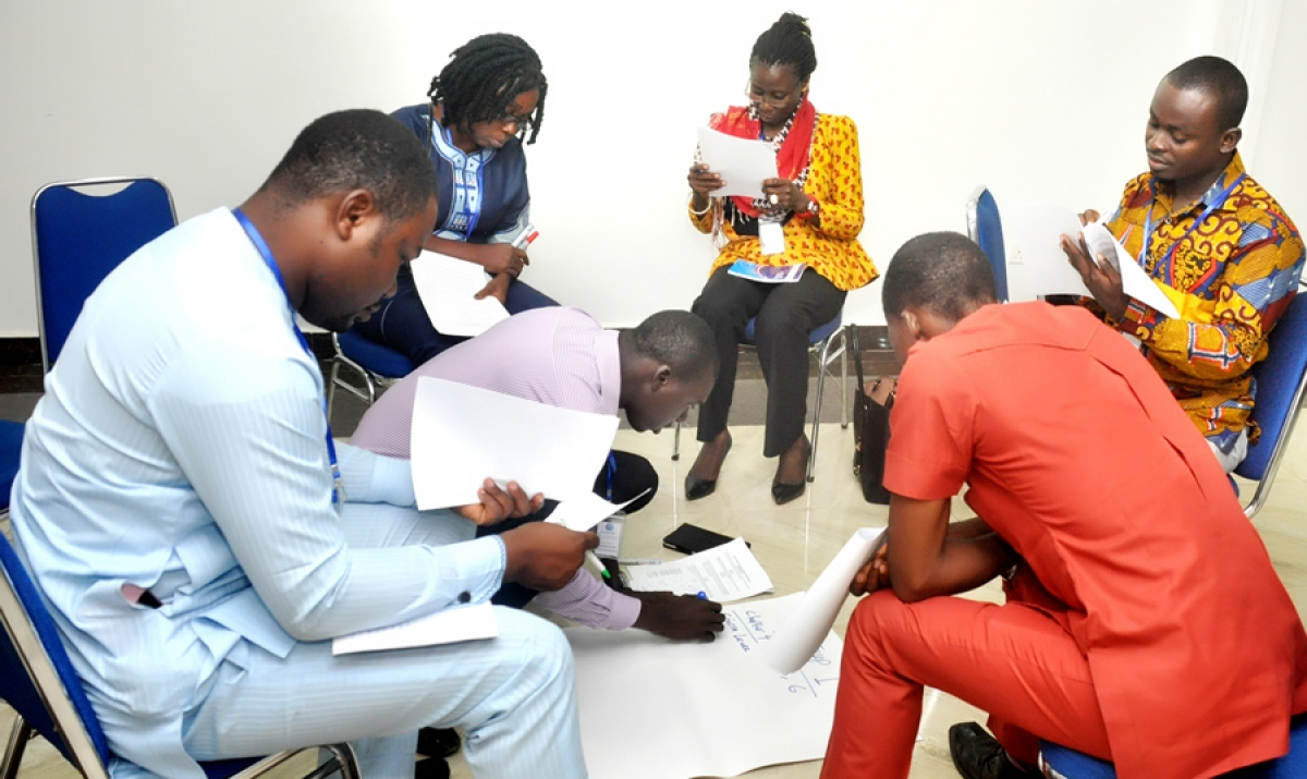 West African Regional Training for the Media on African Governance Architecture