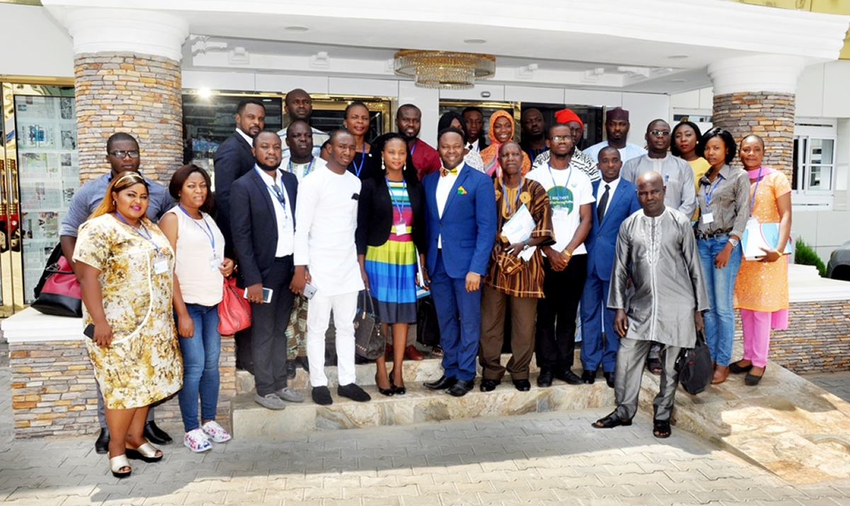 Copy of Report on West African Regional Training for CSOs on African Governance Architecture