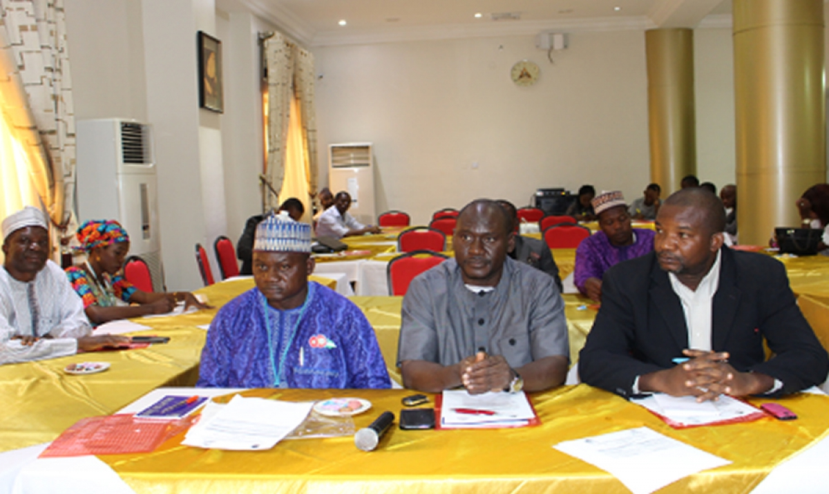 Stakeholders Meeting in North-East Nigeria