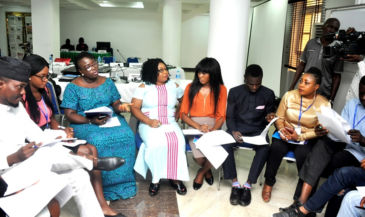 Report on West African Regional Training for Youth On African Governance Architecture