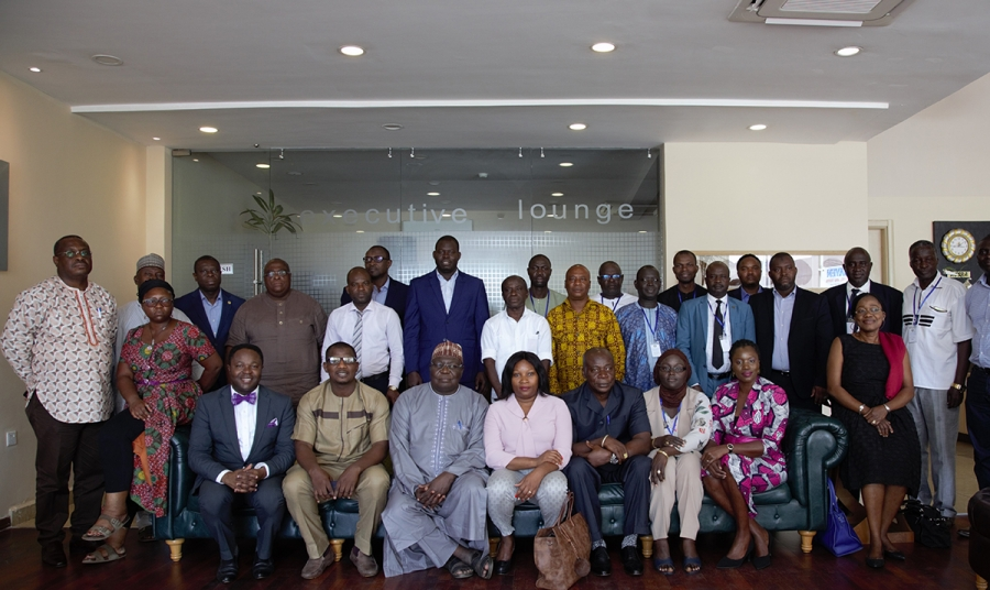 WACSOF ORGANISED A REGIONAL ECOWAS EXPERTS MEETING ON ECOWAS HARMONISED MINING POLICY IN ACCRA, GHANA